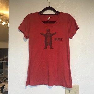 Bear tshirt!